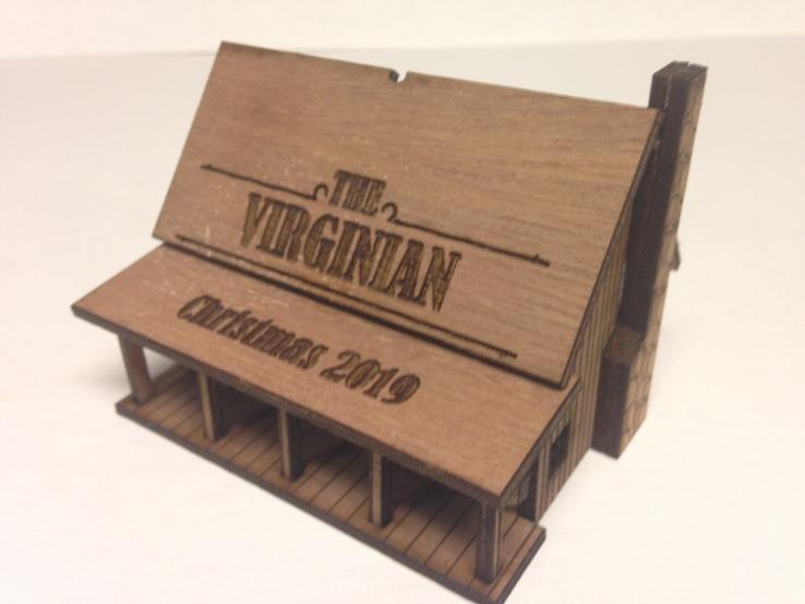Virginian Christmas 2019